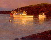 Monhegan Sunrise